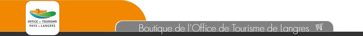 Boutique Tourisme Langres Logo